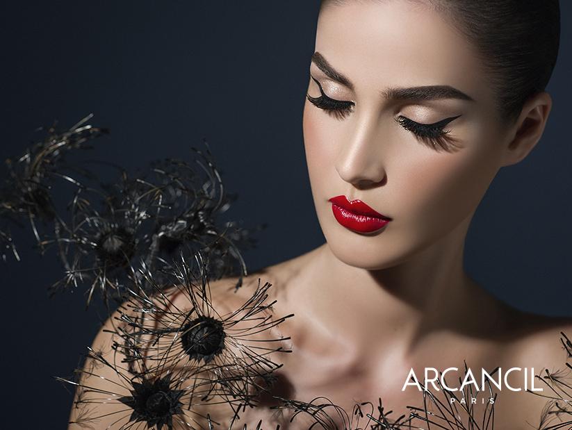 mascara arcancilmatic làm dày mi tự nhiên