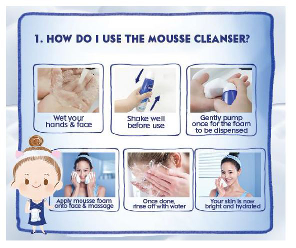 How_to_use_NIVEA_Super_Mousse