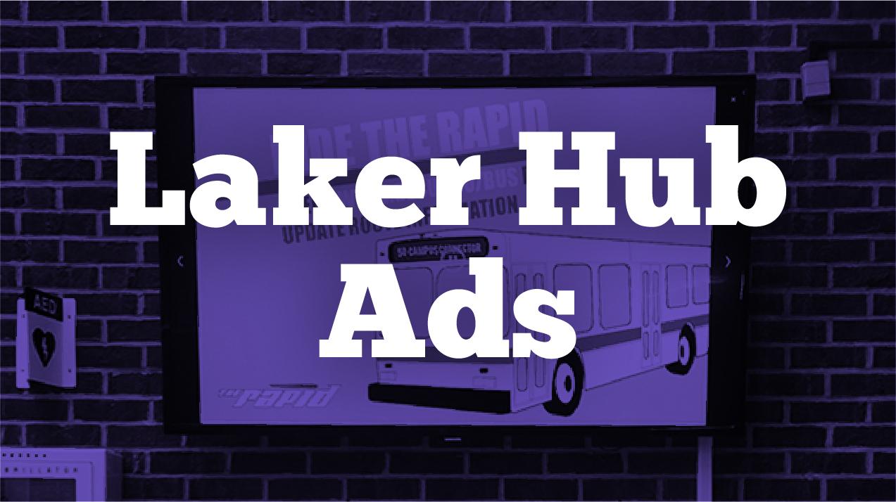 Laker Hub Ads
