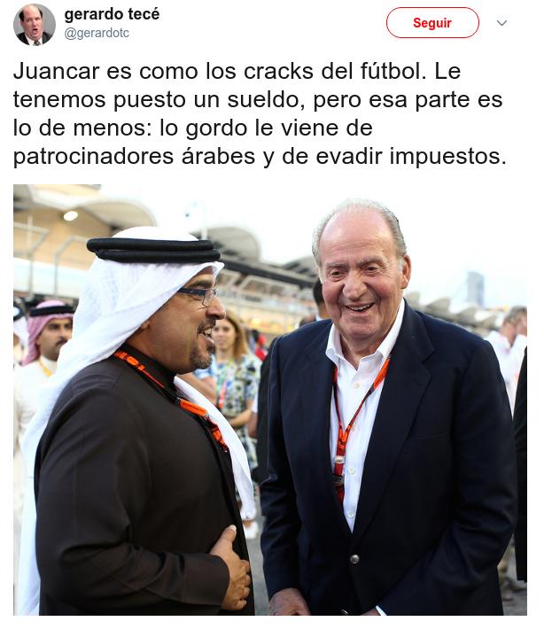 Don Juan Carlos, Rey del Pop. Vi_eta18