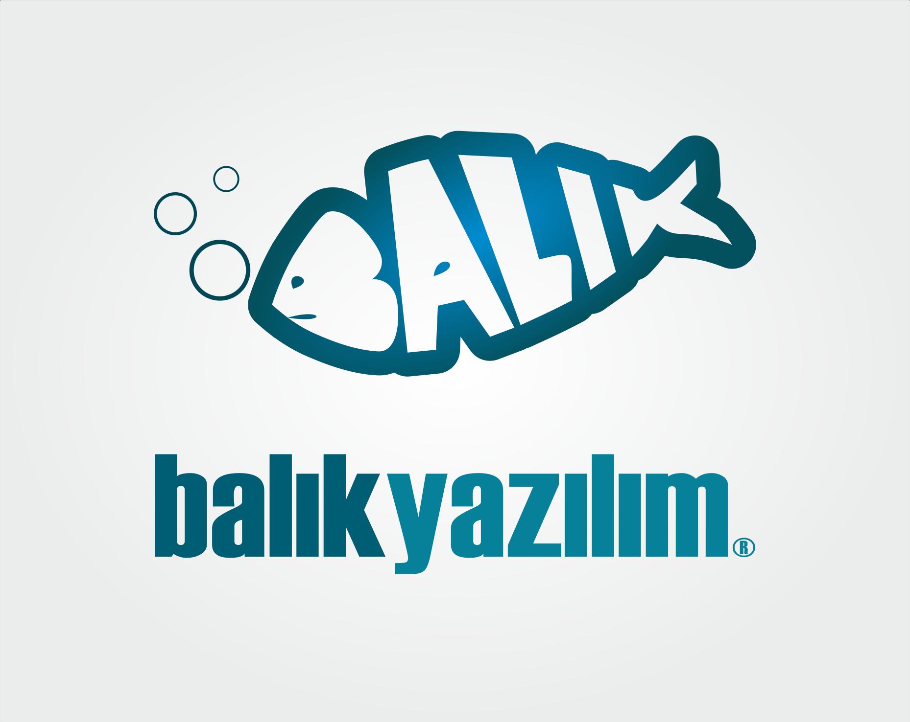 Hayali Balık Yazılım Firma Logosu
