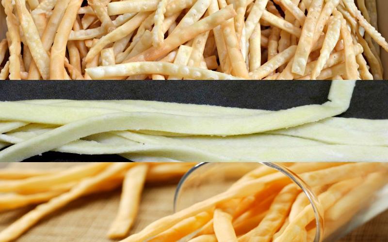 mesin pembuat cheese stick / stik keju gurih enak