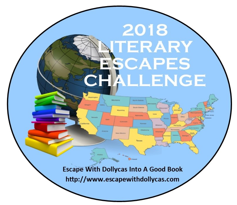 2018 LITERARY ESCAPES CHALLENGE new