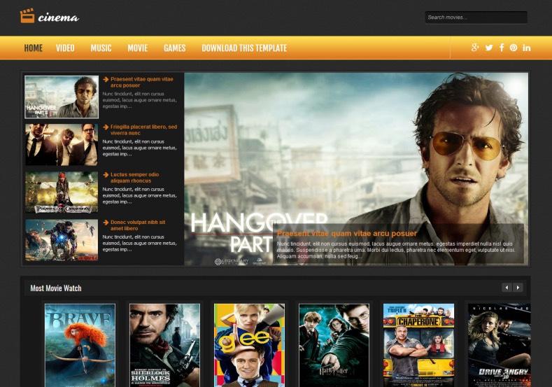 Cinema_Movie_Blogger_Template