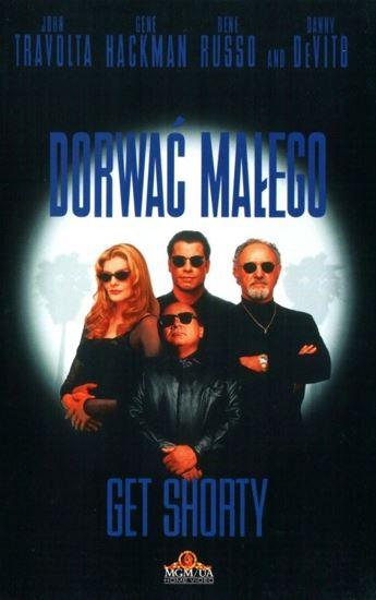 Dorwać małego / Get Shorty (1995) PL.AC3.DVDRip.XviD-GR4PE | Lektor PL