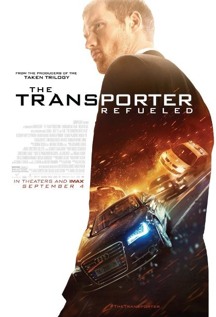The Transporter Refueled (2015) BluRay 720p 650MB
