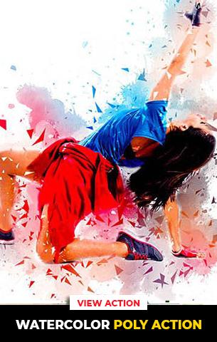 Mix Painting Photoshop Action - 16