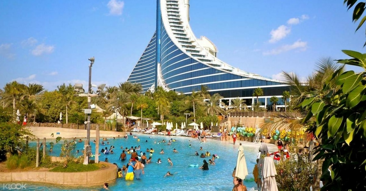 Wild Wadi Water Park with Meal