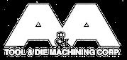 A&A tool & die Machining Corp logo