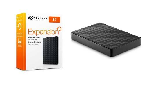 HARDISK EXTERNAL SEAGATE 1TB EXPANSION