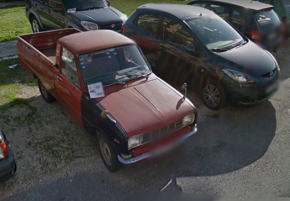 Auto  storiche da Google Maps - Pagina 7 Datsun_Corf