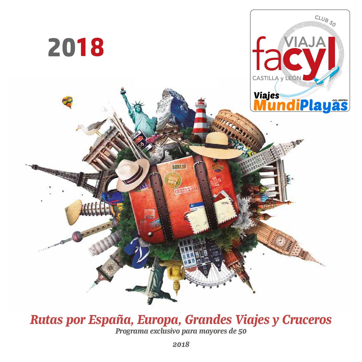 facyl 2018 - viajes mundiplayas