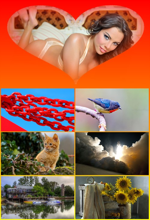 Beautiful Mixed Wallpapers Pack 792