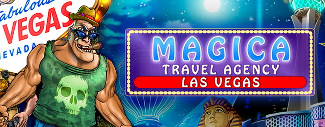 Magica Travel Agency: Las Vegas [v.Final]