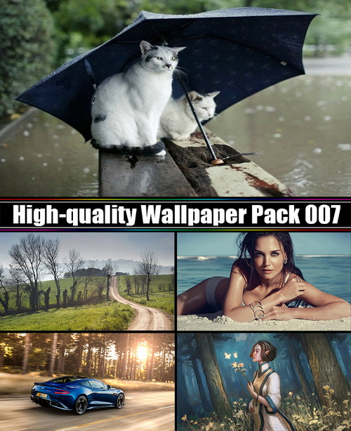 High-quality Wallpaper Pack 7