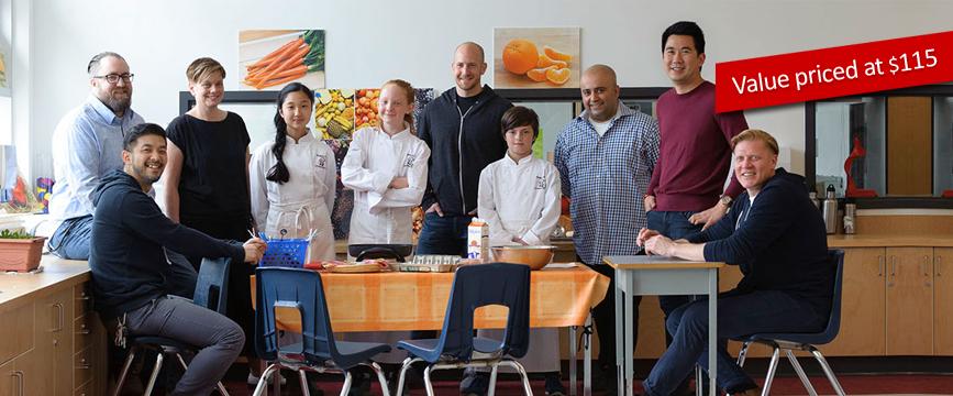 EAT! Harvest 2017 Chefs