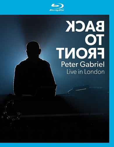 Peter Gabriel: Back To Front – Live in London (2014) [Blu-ray 1080p]