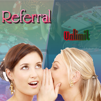 Referral unlimit