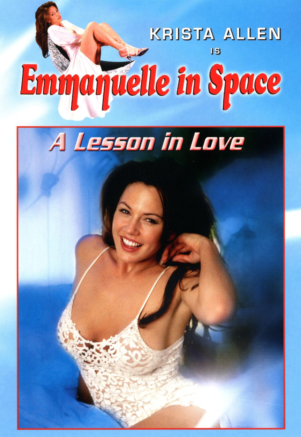 Emmanuelle in Space 3: A Lesson in Love (1994) DVDRip x264 450MB
