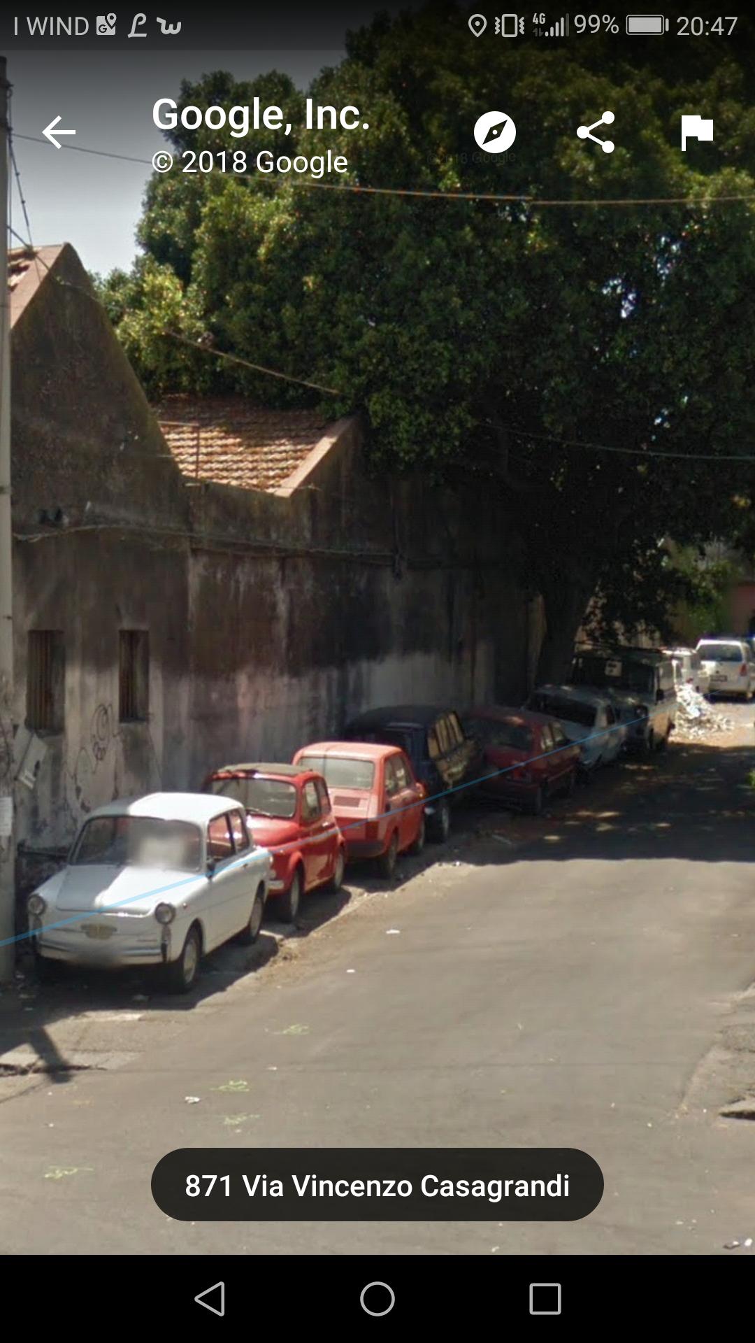 Auto  storiche da Google Maps - Pagina 10 Via-Vincenzo-Casagrandi-Catania-1