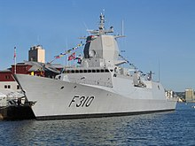 Fragata-KNM-Fridtjof-Nansen-Armada-Noruega