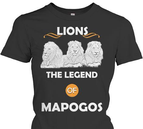 Mapogos lion t-shirt