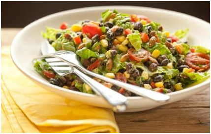 TOP_10_HEALTHY_DINNER_IDEAS_BLACK_BEAN_CORN_AND_AVOCADO_SALAD