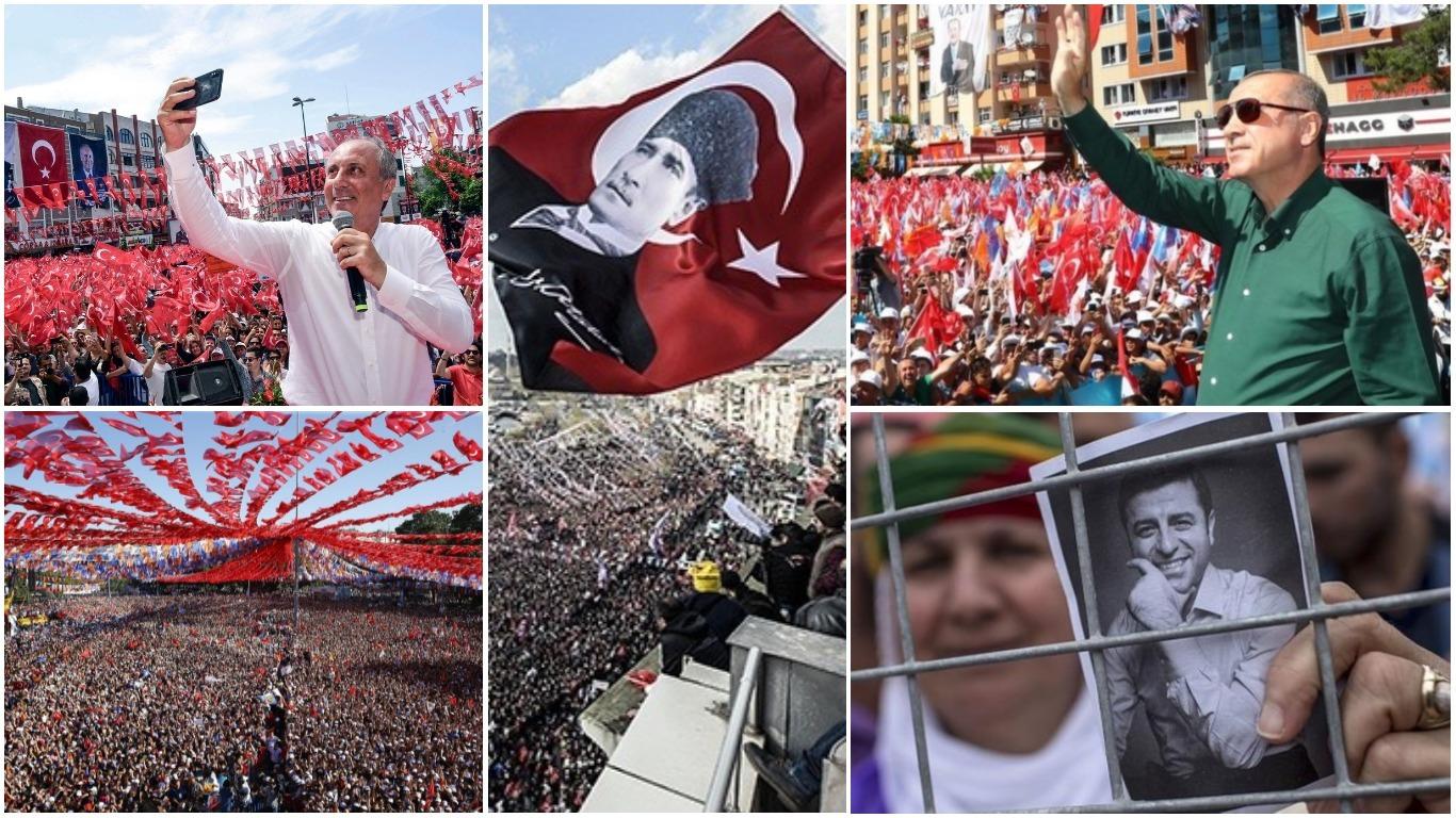 UŽIVO – REZULTATI IZBORA U TURSKOJ! Prebrojano preko 90% glasova, Erdogan nadomak pobjede već u prvom krugu!