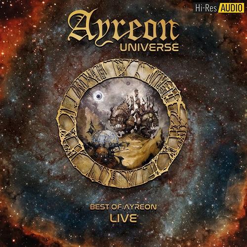 Ayreon - Ayreon Universe (Live) (2018) [FLAC 48 kHz/24 Bit]