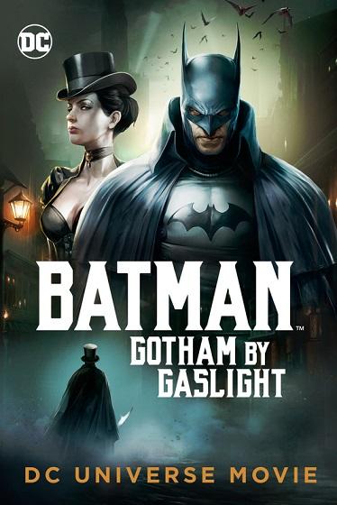 Batman Gotham by Gaslight (2018) 1080p WEB-DL DD5.1 H264-FGT