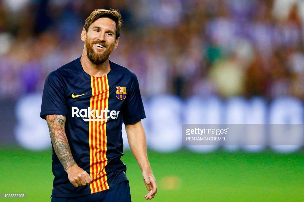 صور مباراة : بلد الوليد - برشلونة 0-1 ( 25-08-2018 )  L