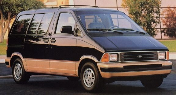 2017 - [Ford] Tourneo/Transit restylé - Page 2 1995_Ford_Aerostar_Ad05