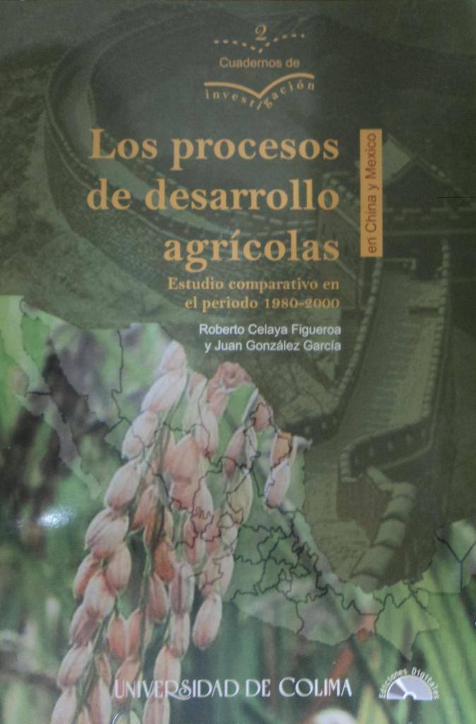 Procesos Desarrollo Agricola ChinMex