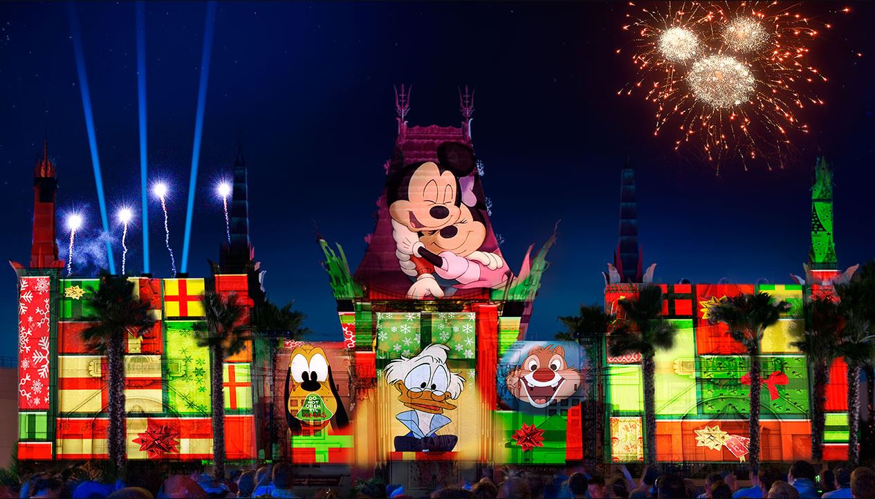 Christmas at Walt Disney World Jingle Bell Jingle Bam