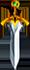 Cambiar de lugar los gráficos de boomerangbro Four-Sword-Artwork