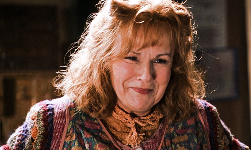 Image result for Molly-Weasley-Mrs.-Weasley-Harry-Potter