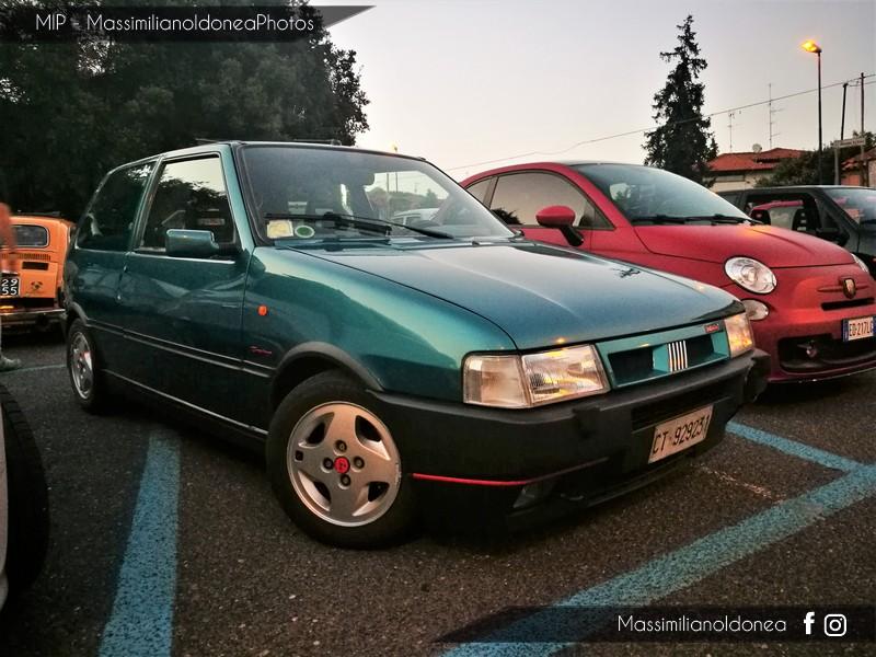 Raduno Auto e moto d'epoca Pedara Fiat_Uno_Turbo_i_e_1_4_116cv_90_CT929231_314_300_11_10_2017_1