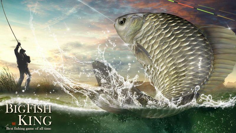 Big Fish King - game dành cho người đam mê câu cá sắp được phát hành