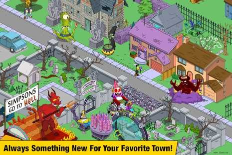The Simpsons™: Tapped Out 4.30.0 (Mod) Apk