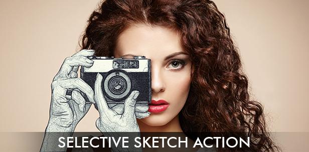 Selective Sketch