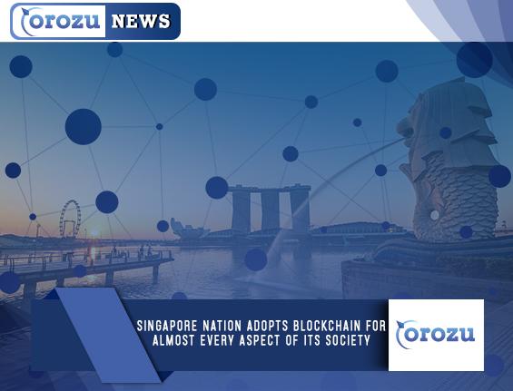 Singapore nation-wide adoption orozu