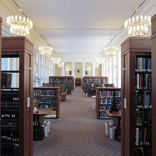 مكتبة جامعة هارفرد