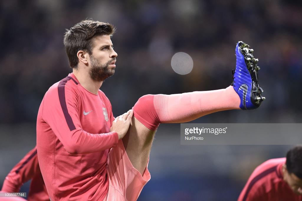 صور مباراة : إنتر ميلان - برشلونة 1-1 ( 06-11-2018 )  P