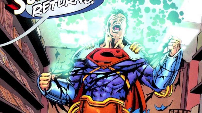Những nhân vật sở hữu siêu năng lực ghê gớm nhất trong vũ trụ DC (P.2)