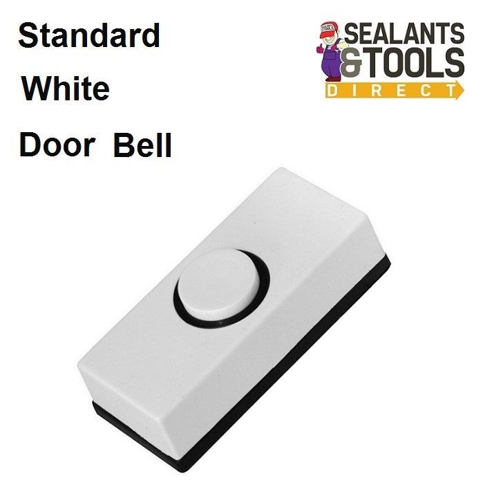 Friedland White door bell standard
