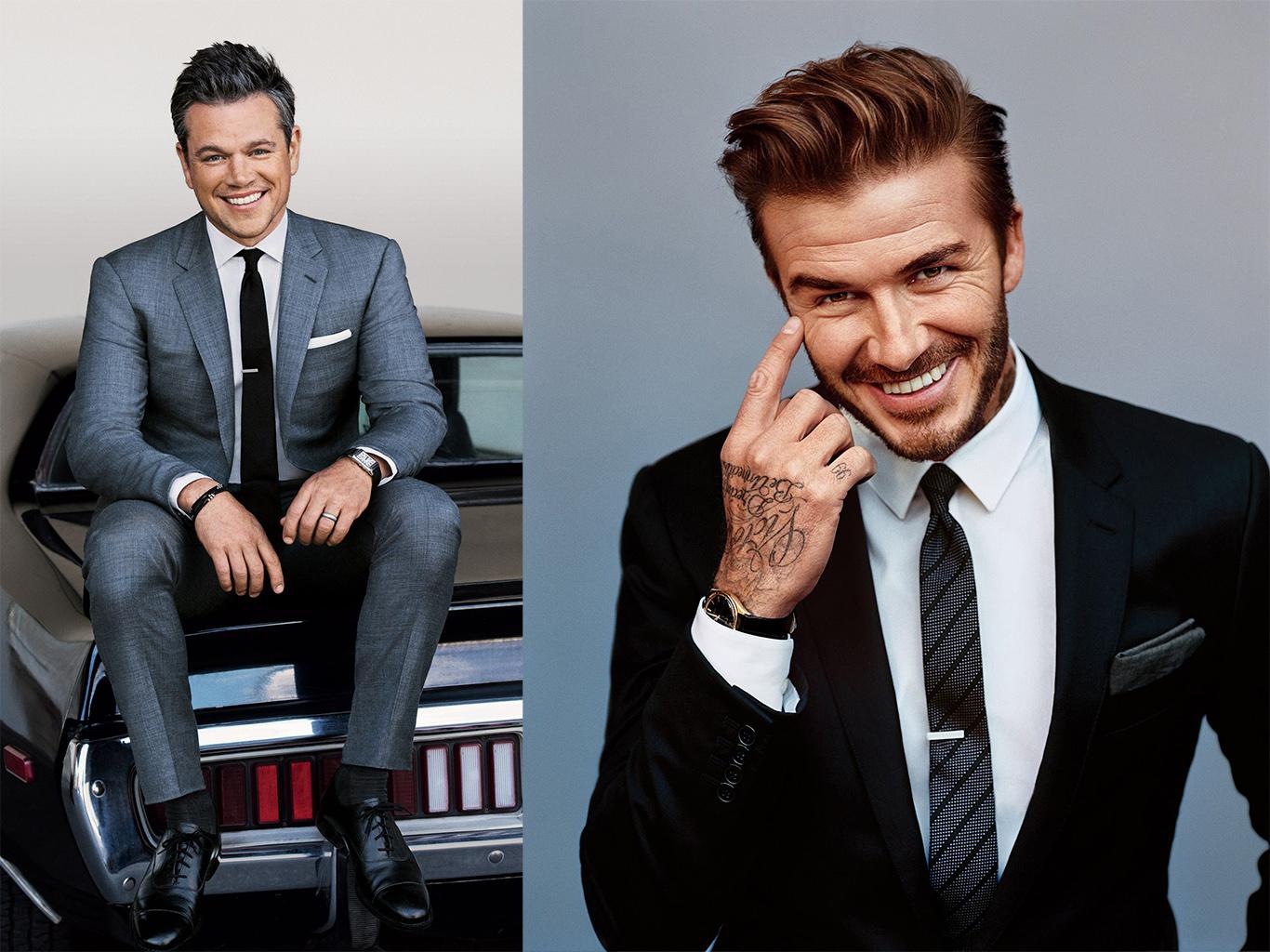 8 secrets of impeccable man's suit