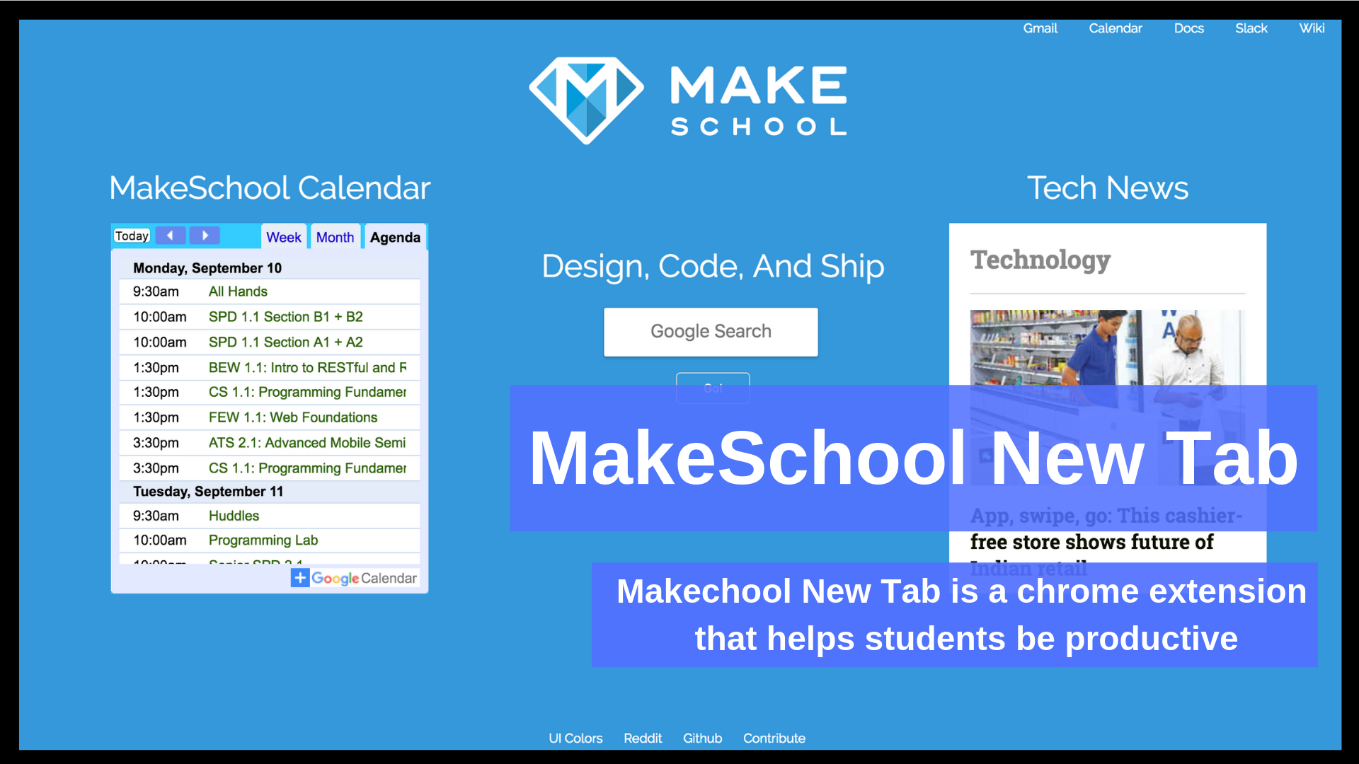 Joe Rezendes - Makeschool