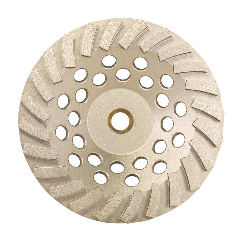 Swirl Cup Wheel