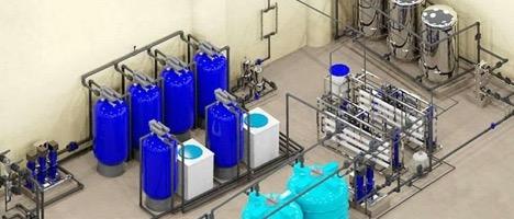 Пищевая промышленность и применяемое в ней оборудование для водоочистки