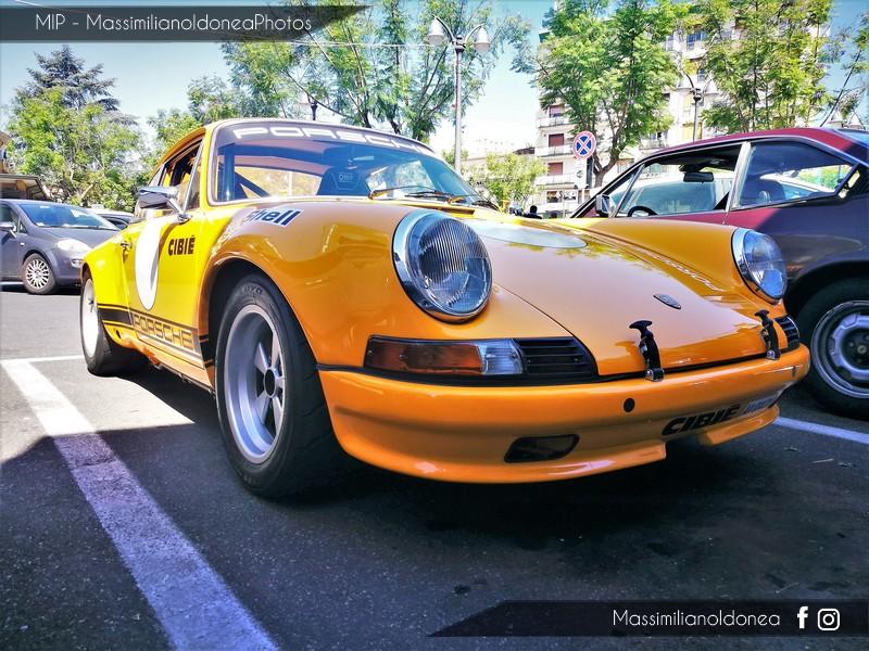 Raduno auto e moto d'epoca San Giovanni La Punta Porsche_911_ST_AV014_DV_2